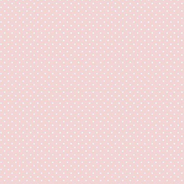 Baumwolle Design Petit Dots - col. 021 hellrosa