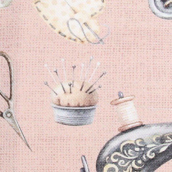 Canvas Digital Sewing Kit - col. 003 old rose