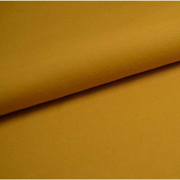 Jersey Bündchen Schlauch Uni - col. 260 senf