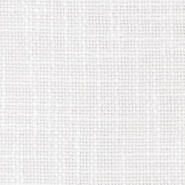Ariosa 7,5 Fäden/cm, Zählstoff - 100 weiß