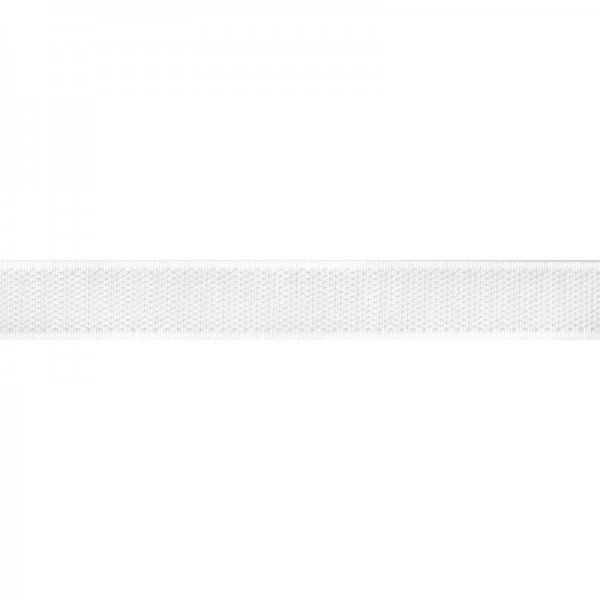 Hakenband selbstklebend 20 mm schwarz 25 m