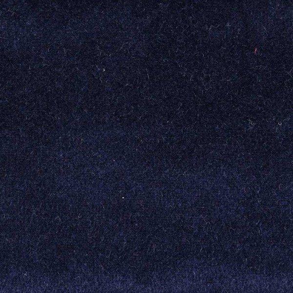 Nicky-Plüsch Uni - col. 910 nachtblau