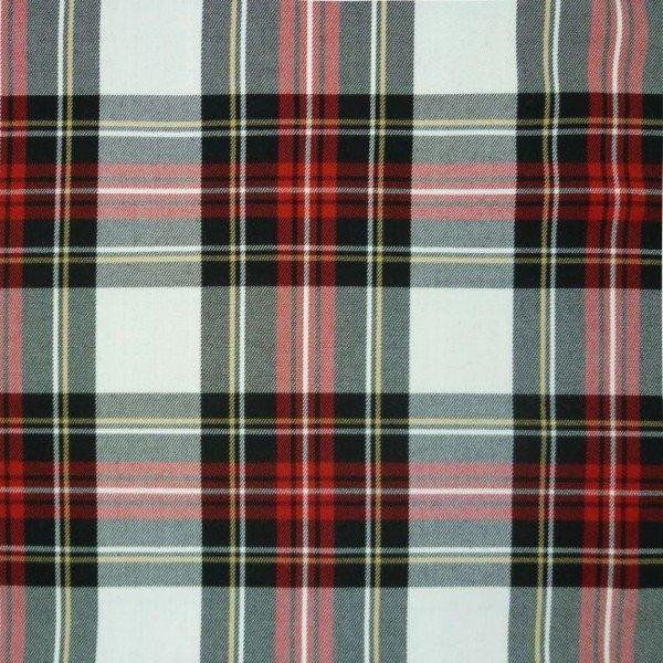 Tartan Check Karo - col. 012 schwarz/rot/gelb/weiß