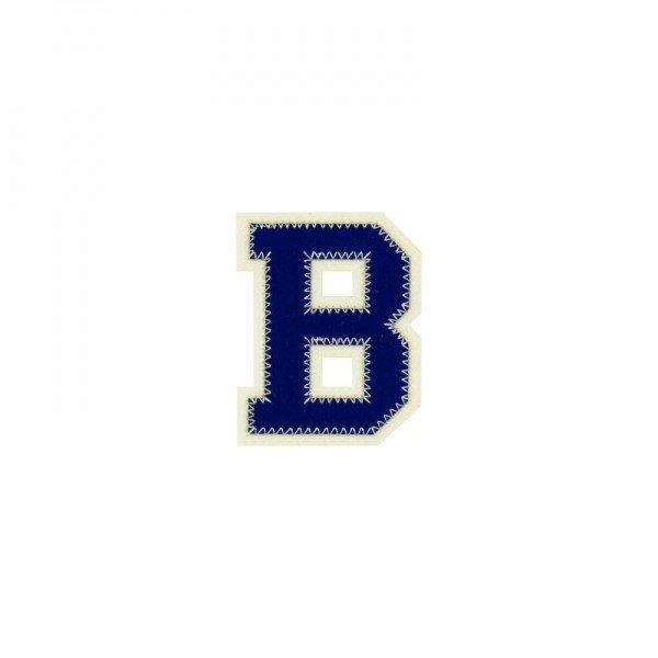 Applikation Buchstabe - Buchstabe B