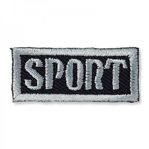 Applikation Teens and Jeans - Label Sport