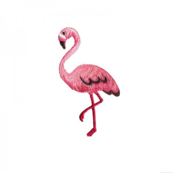 Applikation Kids and Hits - Flamingo rose/pink