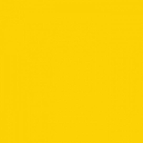 Baumwolle Uni - col. 030 lemon