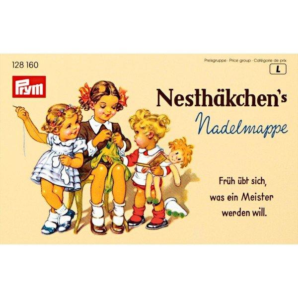 Näh/Stopfnadel-Sortiment Nesthäkchen, 29 Stk.