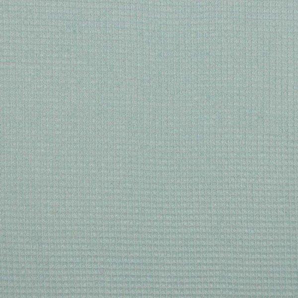Waffel-Stoff - col. 017 hellblau