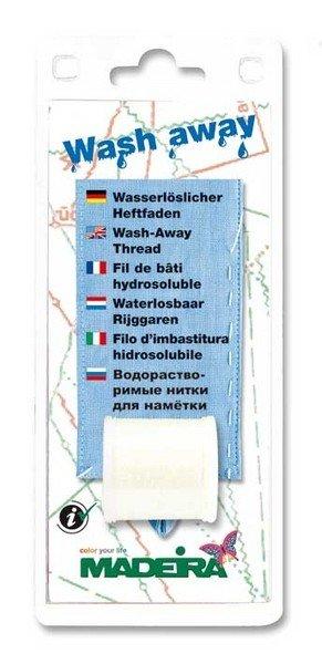 Wash Away - wasserlöslicher Heftfaden 200 m