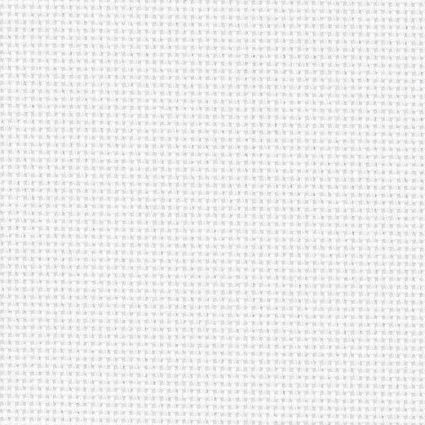 Bellana 8,0 Fäden/cm, Zählstoff - Farbe 100 weiß