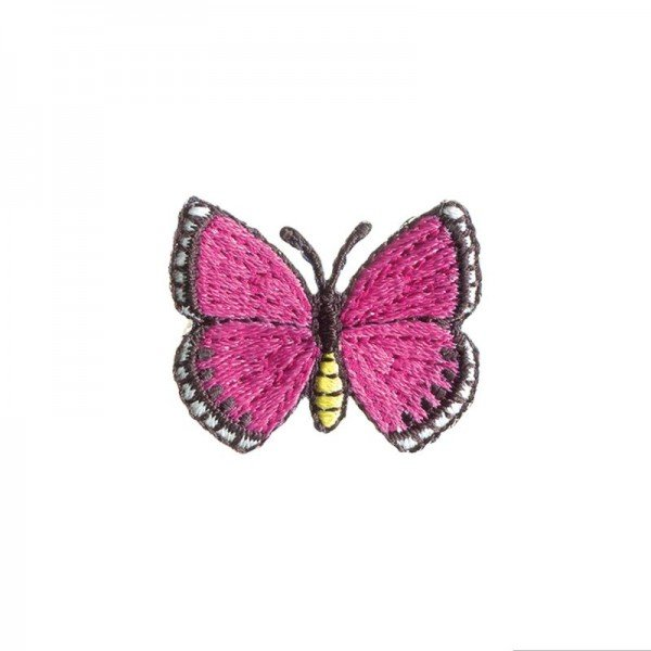 Applikation Kids and Hits - Schmetterling pink