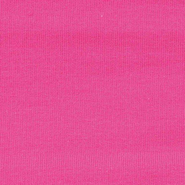French Terry Uni unaufgeraut - col. 503 pink