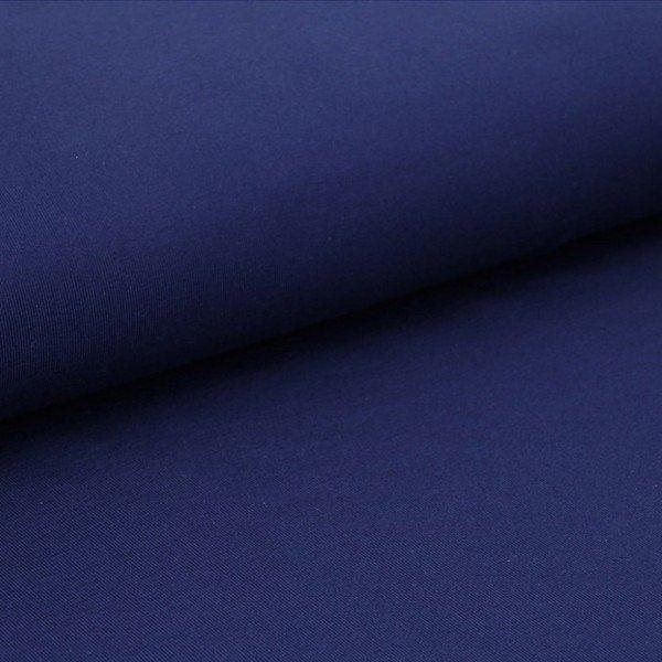 Jersey Bündchen Schlauch Uni - col. 910 nachtblau