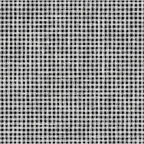 Stramin 4,8 Stiche/cm - Gewebe zum Sticken und Knüpfen - weiß