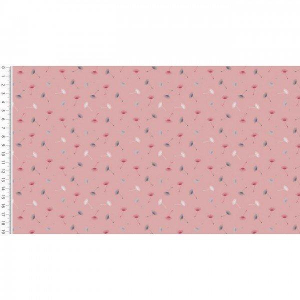 Baumwolle Design Poplin Little - col. 1413 rosa