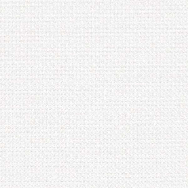 Fein-Aida 7,0 Stiche/cm, Gewebe zum Sticken - 100 weiß