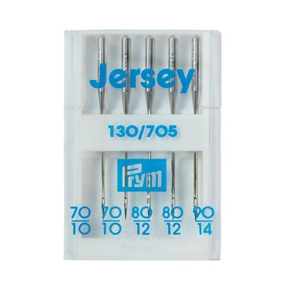 """Nähmaschinennadeln 130/705 """"Jersey"""" 70-90, 5 Stk."""