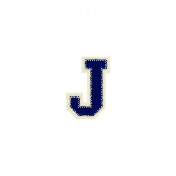 Applikation Buchstabe - Buchstabe J
