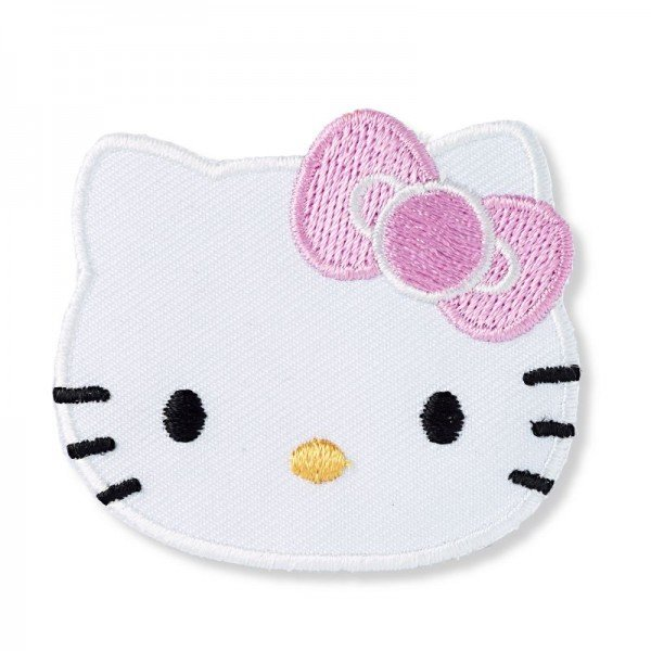 Applikation Kids and Hits - Hello Kitty weiss