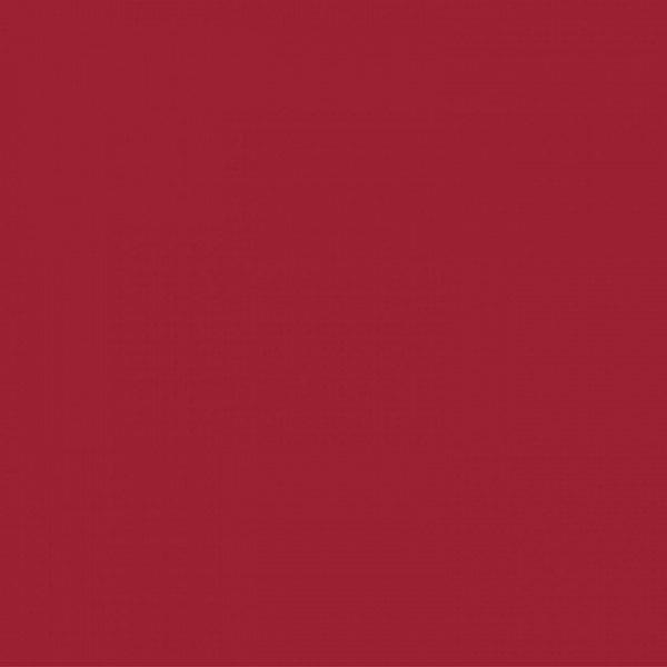 Baumwolle Uni - col. 018 rot