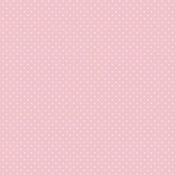 Baumwolle Design Petit Dots - col. 012 rose