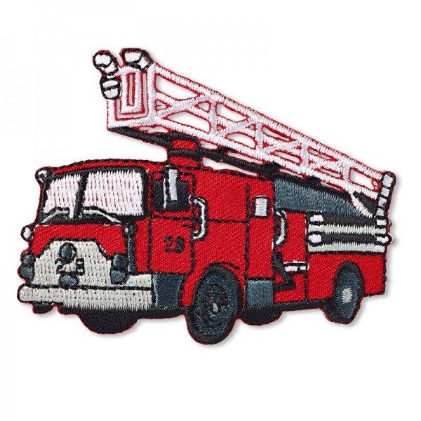 Applikation Kids and Hits - Feuerwehrauto farbig