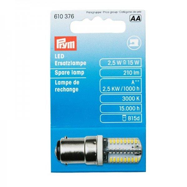 LED Ersatzlampe für Nähmaschinen Bajonett