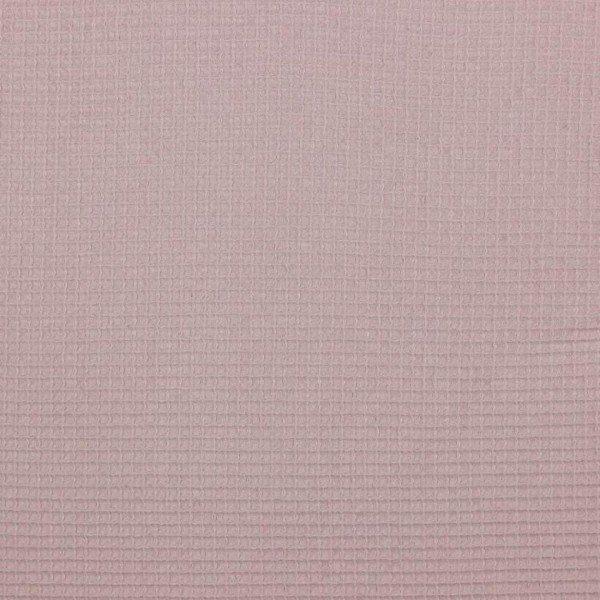 Waffel-Stoff - col. 022 rose