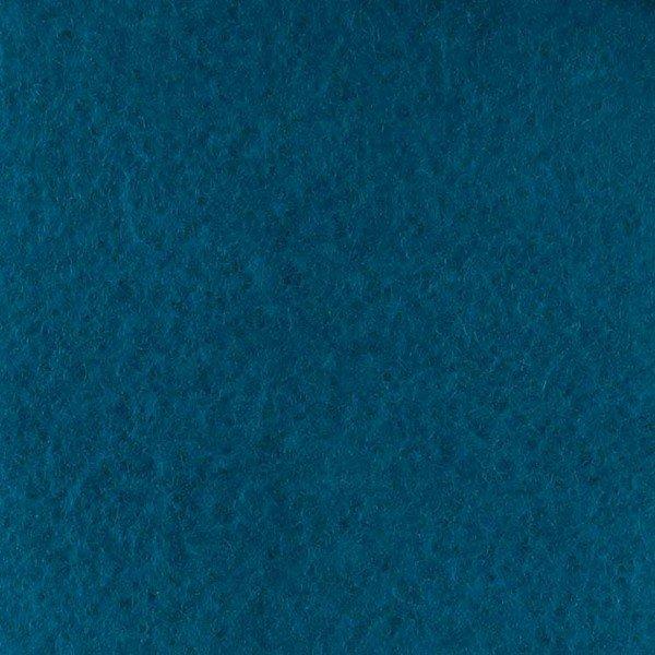 Baumwollfleece Uni - col. 903 dunkelblau