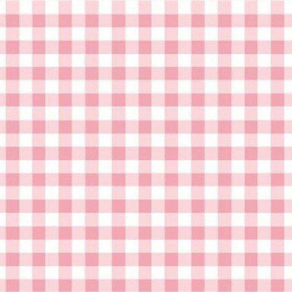 Baumwolle Design Check - col. 004 rosa