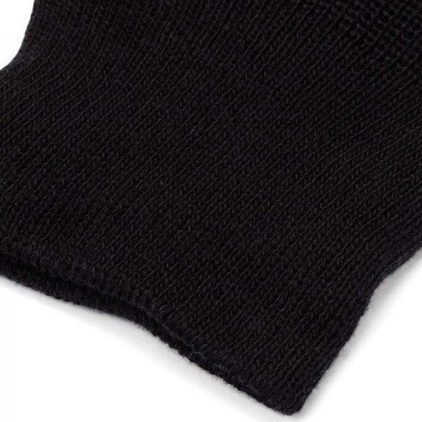 Elastic Ärmelbündchen schwarz 2 St