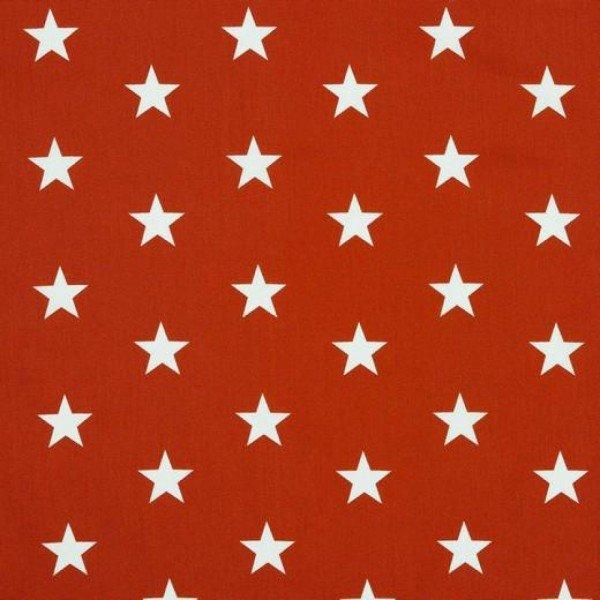 Baumwolle Design Stars - col. 030 terra