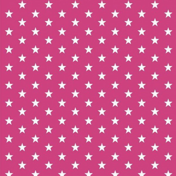 Baumwolle Design Petit Stars - col. 006 pink