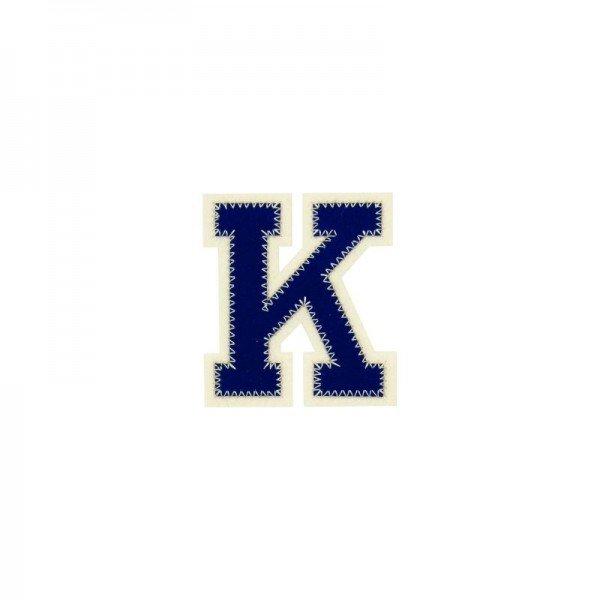 Applikation Buchstabe - Buchstabe K