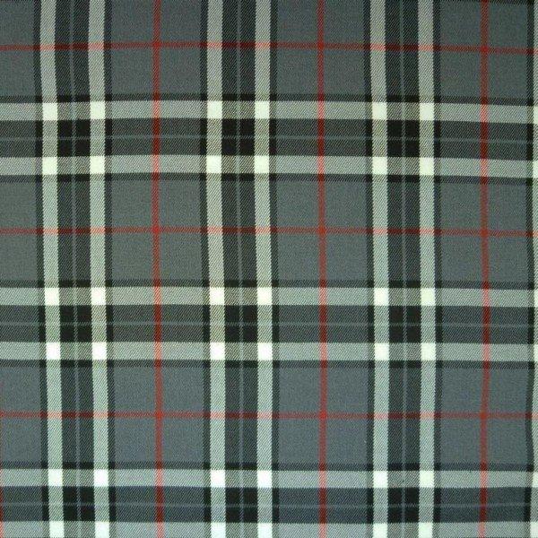 Tartan Check Karo - col. 015 grau/schwarz/rot