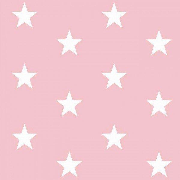Baumwolle Design Stars - col. 012 rose