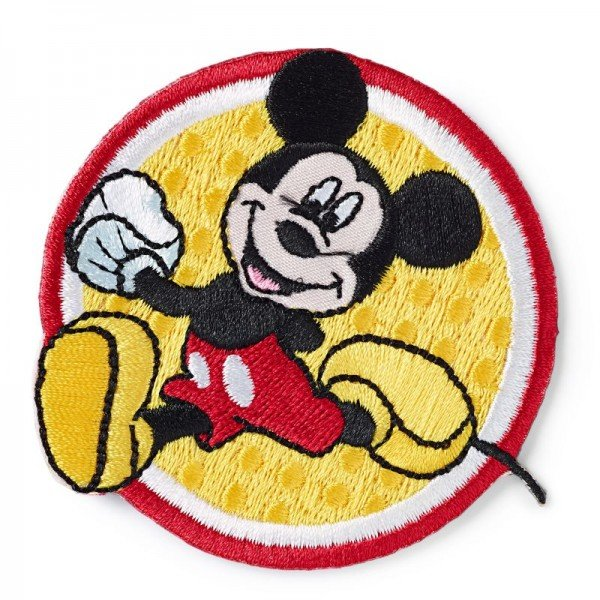 Applikation Sortiment - Kids and Hits - Mickey Maus Patches sortiert