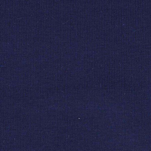 French Terry Uni unaufgeraut - col. 910 nachtblau
