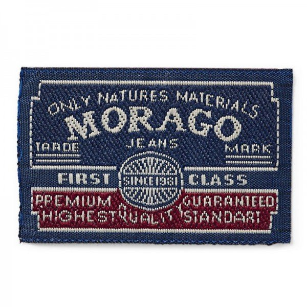 Applikation Teens and Jeans - Label MORAGO