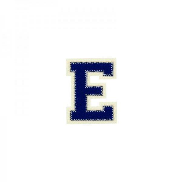 Applikation Buchstabe - Buchstabe E