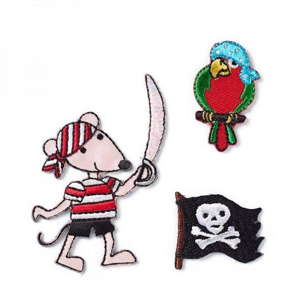Applikation Kids and Hits - Piraten 3 Stk.