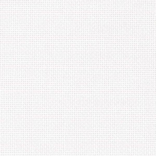 Linda Schülertuch 10,7 Fäden/cm, Zählstoff - 1 weiß