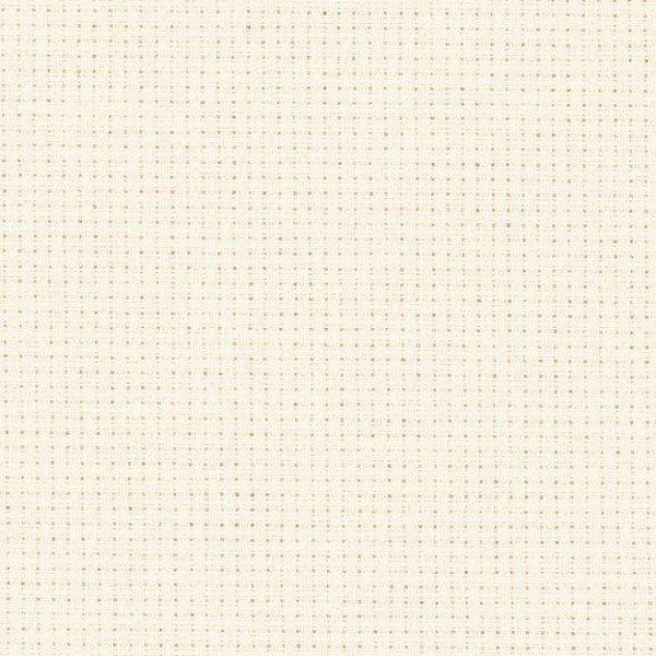 Stern-Aida 5,4 Stiche/cm, Gewebe zum Sticken, 110 cm - 264 beige