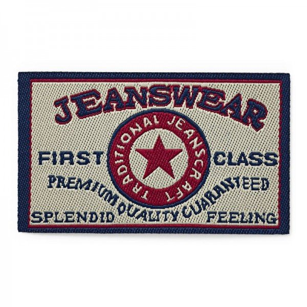 Applikation Teens and Jeans - Jeanslabel Jeanswear First Cla.