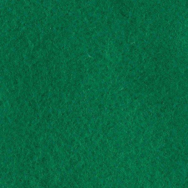 Baumwollfleece Uni - col. 370 grasgrün
