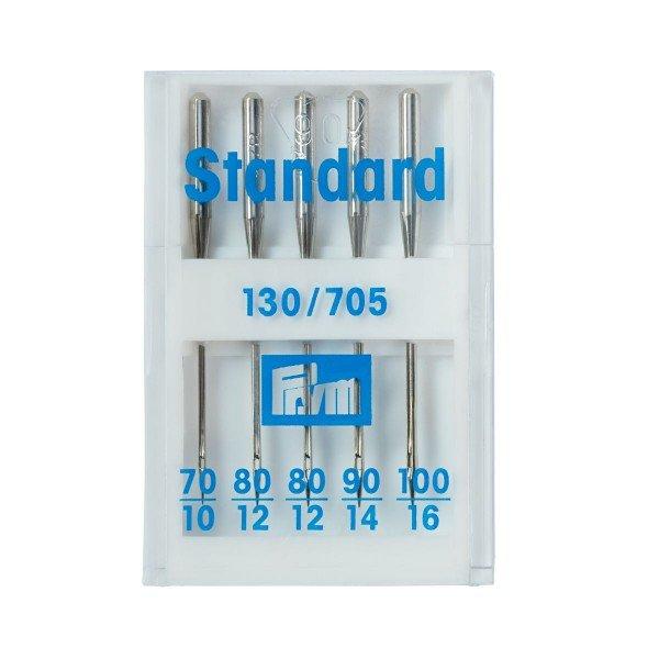"""Nähmaschinennadeln 130/705 """"Standard"""", 70-100, 5 Stk."""
