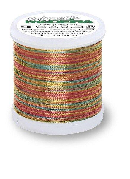 Polyneon Stärke 40 Multicolor - 200 m Spule