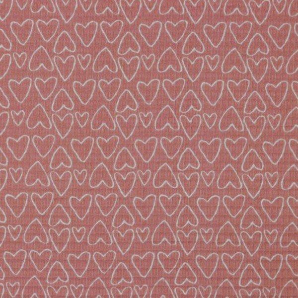 Waffle Sweetheart - col. 001 pink