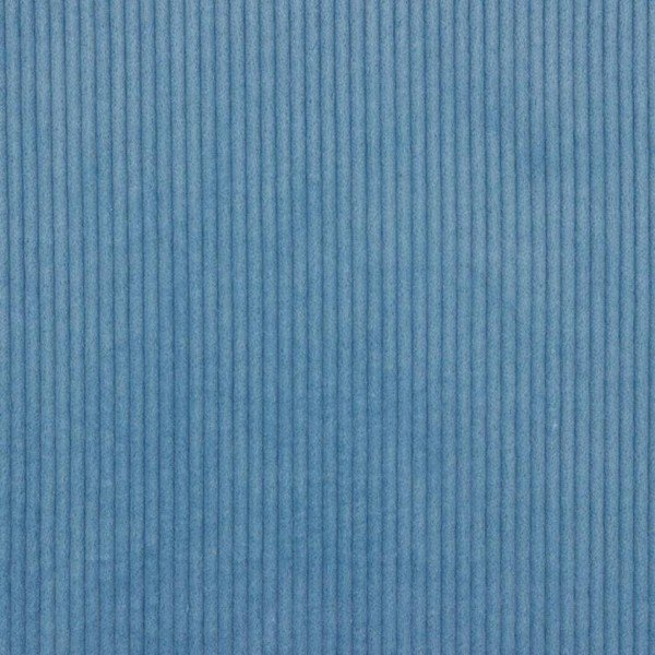 Washed Cord Uni - col. 032 blue